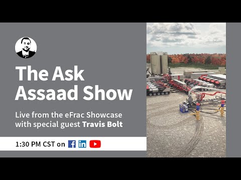 The Ask Assaad Show | Let's talk about eFrac!