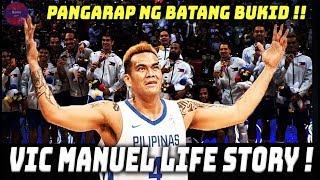 Download lagu Ang KWENTO ng TAGUMPAY ni VIC MANUEL   Batang BUKID na Nangarap Maglaro Para sa BAYAN!