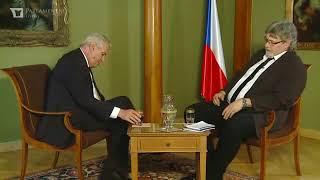 """Z archívu PL  / Miloš Zeman rozstřílel """"totalitní pražskou kavárnu"""