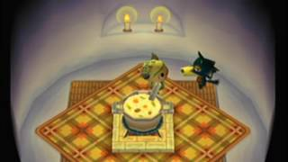 Animal Crossing (GCN) -- Igloo w/ Chowder Sounds