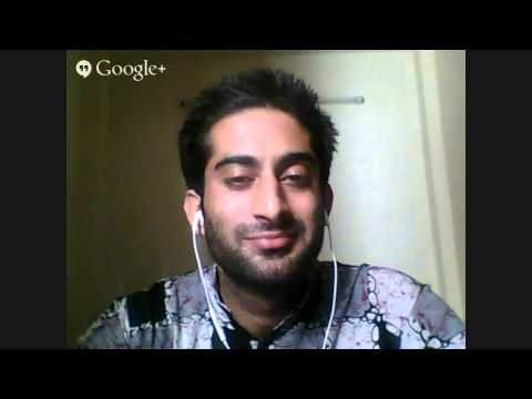 Daily Vox hangout with Showkat Shafi