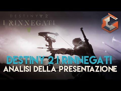 Destiny 2 |  I RINNEGATI | Tutte le novità della nuova Espansione di Settembre! thumbnail