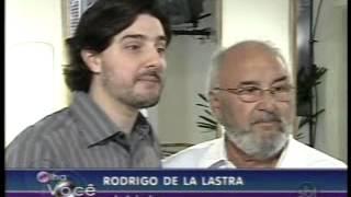 Rodrigo De La Lastra  SBT Olha Você