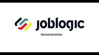 Joblogic Web Demonstration | Joblogic