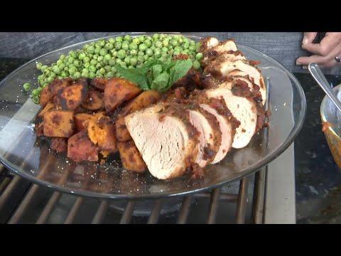 Publix Kitchen: Sweet And Spicy Pork Tenderloin