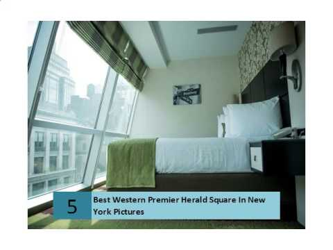 Best Western Premier Herald Square In New York Pictures