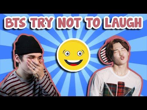 HARDEST BTS TRY NOT TO LAUGH CHALLENGE #16 [BTS CRACK]