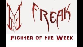 MMA Freak Fighter of the Week UFC Fight Night 139
