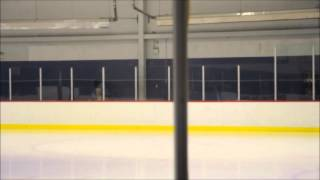 Surrey Flyers - December 9th, 2014 Practice.