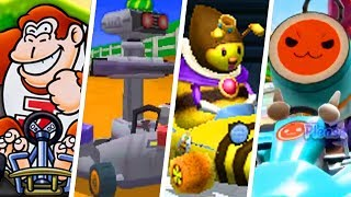 Evolution of Underused Characters in Mario Kart Games (1992 - 2018)