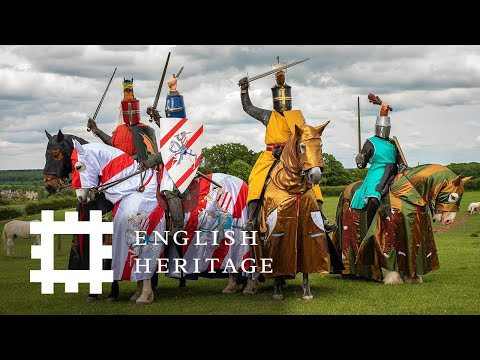 Crest Melee - Clash Of Knights 2015 - 02.08.15 - Scarborough Castle