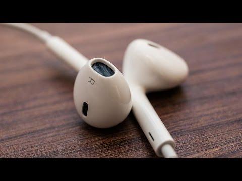 Как отличить оригинальные  EarPods от китайской копии
