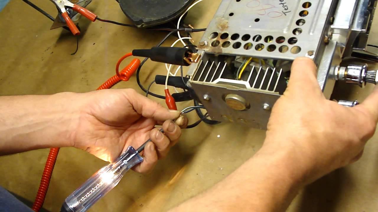 cadilac delco radio wiring [ 1280 x 720 Pixel ]