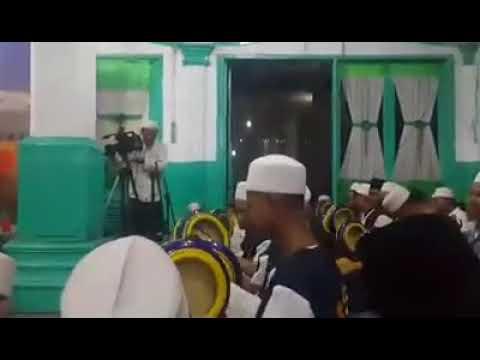 Team Hadroh Majelis Tadzkir AlHabib Ahmad bin Zen AlHaddad (Gubah AlHaddad)