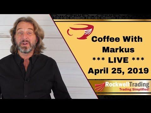Live Show April 25th, 2019