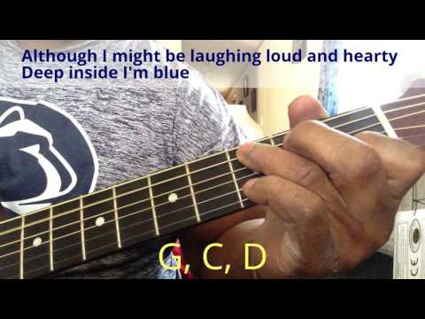 The Tracks Of My Tears/ 3 Chord Guitar Lesson