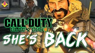 🔴CoD BLACK OPS 4 MULTIPLAYER STREAM | SHE