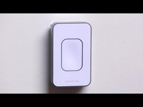 Switchmate Smart Light Switch - YouTube