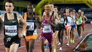 Men's 5000m at Palio Citta della Quercia 2018