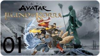 The Legend of Korra #01 Korra und die Chi-Blocker - Let