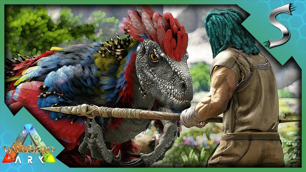 NEW PVP PATREON SERVER! GETTING STARTED ON VALGUERO! - Ark: Survival
