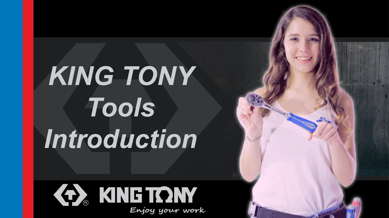 KING TONY Tools introduction