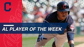 Ramirez is the AL Player of the Week