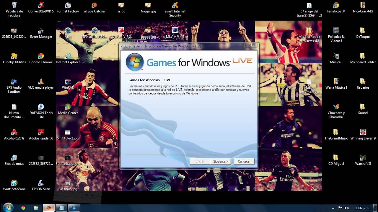 Для windows 10 for live games клиент windows