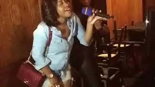 Tay & Shay @ 5 Points Grille (Karaoke)
