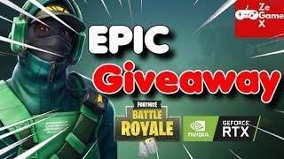 WIN a Gaming Laptop on this Fortnite Creative Map! /// Nvidia Giveaway \\\