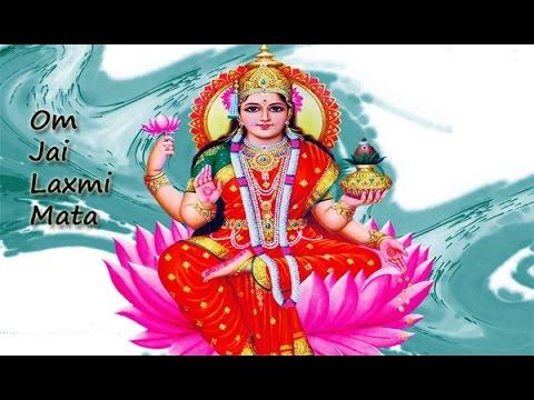 Om Jai Laxmi Mata | Shree Laxmi Ji Aarti |...