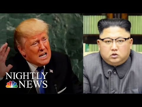 Experts Warn Risk Of Nuclear-Armed Fire With North Korea Is Real   NBC Nightly News