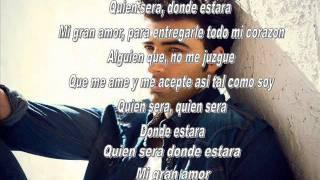 Jencarlos Canela-Donde Esterá Mi Gran Amor