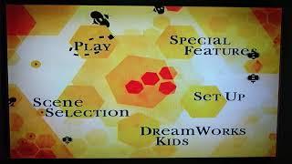 Bee Movie (2007) - Main Menu (DVD)