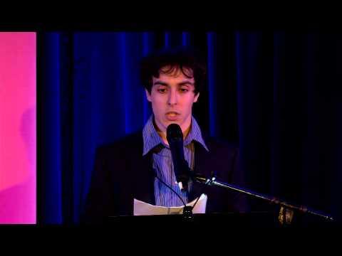 Joshua Kimelman | Writing | 2014 National YoungArts Week
