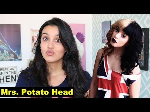 ENTENDENDO A MÚSICA EM INGLÊS - Mrs. Potato Head (Melanie Martinez)