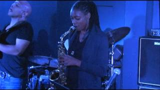 Mick Clark,Mark Whitfield,Jerry Z,Tim Oimette,Latisha Benjamin, @ 78 Below  Part 2