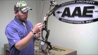 AAE Pro Drop Rest - Micro Adjustments
