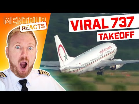 Boeing 737 Nearly FAILS To TAKE OFF!! Mentour Reacts