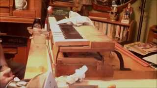 Reed Organ Tech Series, Episode 1: Key Cleaning