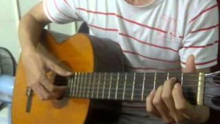 Mẹ ơi con đã về - guitar cover (hợp âm Em)