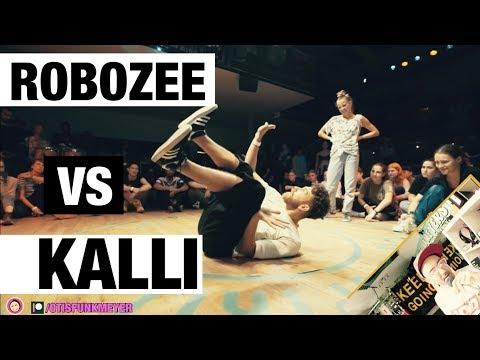 ROBOZEE VS KALLI: SLEPT-ON BATTLES