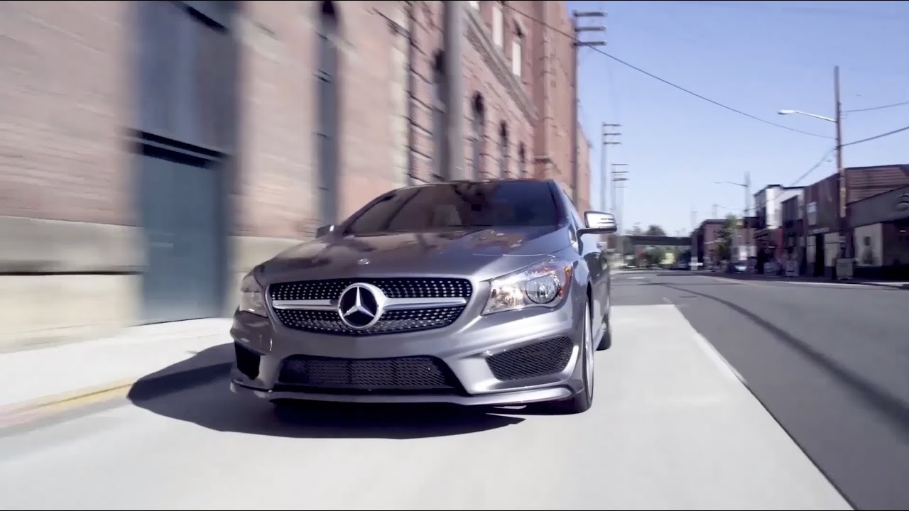 Mercedes-Benz Financial Services Lease-End Experience