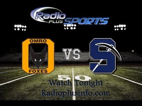 Springs VS Omro High School Football 10/26/18