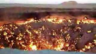Flaming Crater, Darvaza Turkmenistan 1/6 - Phillips Connor