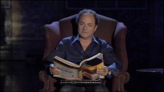 Kevin Pollak parodies Christopher Walken: Poker Face reading