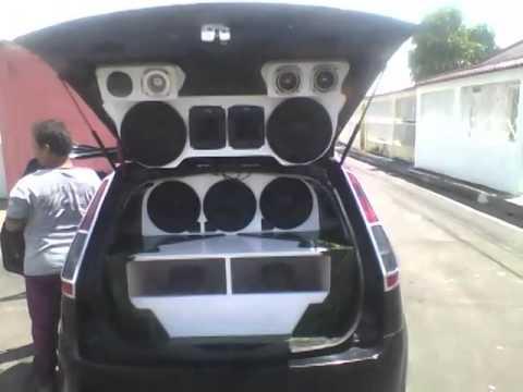Fiesta Power Probando Sonido Youtube