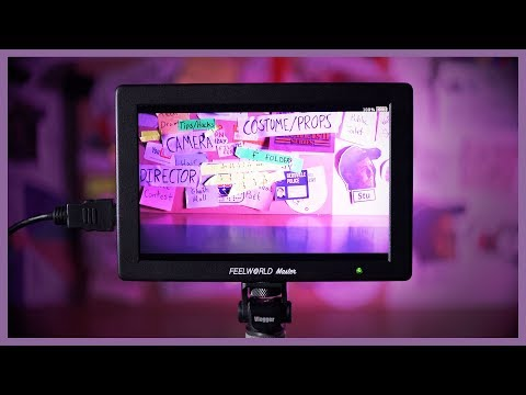 Feelworld Master MA7 Monitor Review   The Film Look