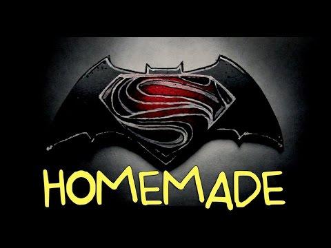 Batman V Superman Trailer- Homemade Shot for Shot