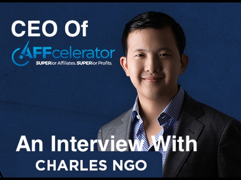 Charles Ngo (Dr Ngo) On Media Buying and affiliate marketing